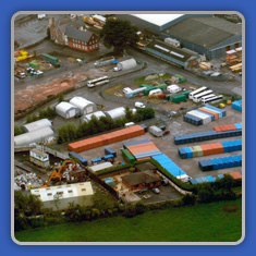 Aerial Photograph of Somerset Storage Ltd